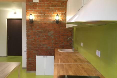 Сдается 2-комнатная квартира посуточно в Королёве, улица Горького, 79.
