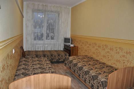 Сдается 2-комнатная квартира посуточно в Железноводске, улица Ленина 63.