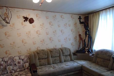 Сдается 2-комнатная квартира посуточно в Терсколе, ул. заречная № 6..