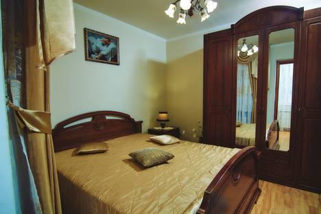 Сдается 2-комнатная квартира посуточно в Кисловодске, улица Ярошенко 22/5.