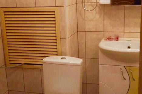 Сдается 1-комнатная квартира посуточно в Смоленске, улица Юбилейная, 6.