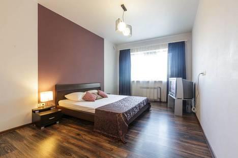 Сдается 2-комнатная квартира посуточно в Самаре, улица Самарская, 165.