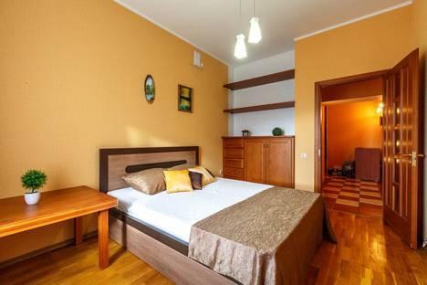 Сдается 3-комнатная квартира посуточно в Самаре, улица Максима Горького, 131.