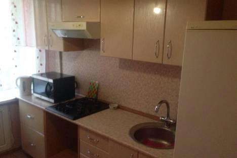 Сдается 1-комнатная квартира посуточнов Уфе, бульвар Ибрагимова, 23.