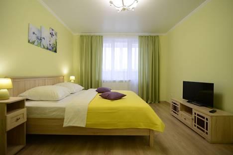 Сдается 1-комнатная квартира посуточнов Воронеже, Олимпийский бульвар, 6.