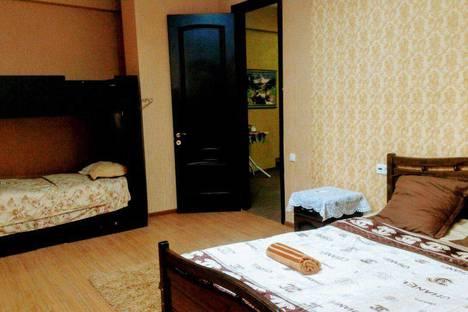 Сдается 4-комнатная квартира посуточно, Tbilisi, Merab Kostava Street, 11.