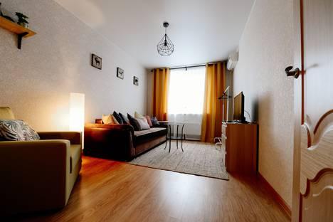 Сдается 1-комнатная квартира посуточно в Батайске, Р268.