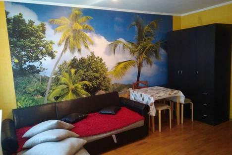 Сдается 2-комнатная квартира посуточнов Казани, проспект Фатыха Амирхана 21.