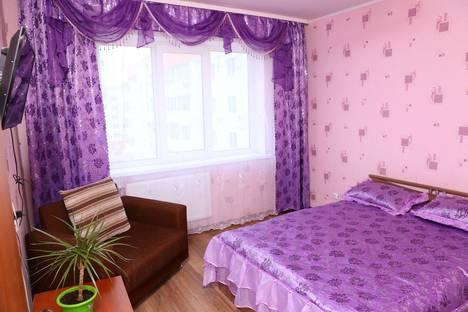 Сдается 1-комнатная квартира посуточно в Великом Новгороде, улица Космонавто дом 36.