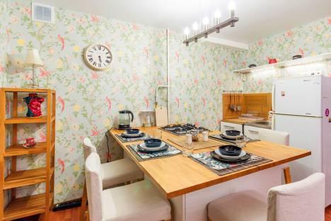 Сдается 2-комнатная квартира посуточнов Москве, Шелепихинское шоссе, 9.