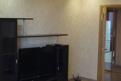 Сдается 2-комнатная квартира посуточно в Рязани, улица Вокзальная, 77.