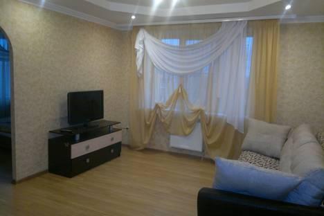 Сдается 1-комнатная квартира посуточно в Рязани, улица Вокзальная, 77.