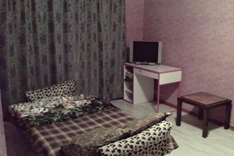 Сдается 1-комнатная квартира посуточнов Уфе, проспект Октября, 44.