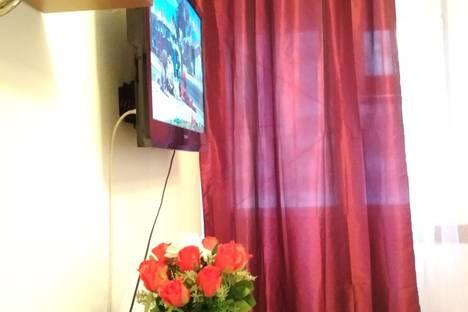 Сдается 1-комнатная квартира посуточнов Екатеринбурге, улица Малышева, 21/3.