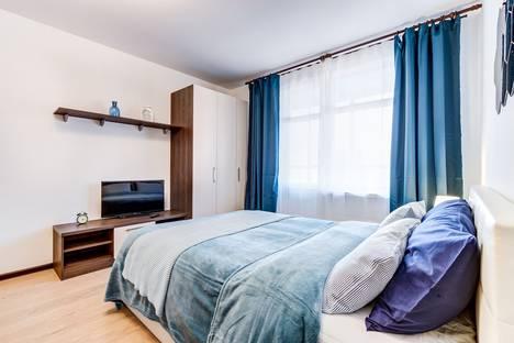 Сдается 1-комнатная квартира посуточно в Санкт-Петербурге, проспект Энергетиков, 9к1.