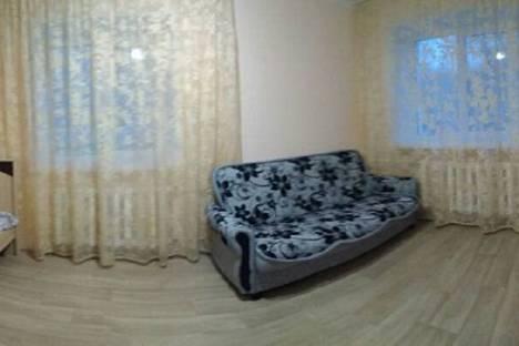 Сдается 1-комнатная квартира посуточно в Тюмени, улица Луначарского, 59.