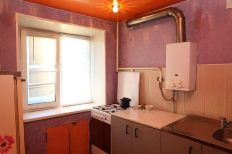 Сдается 1-комнатная квартира посуточно, проспект Ленина, 52.