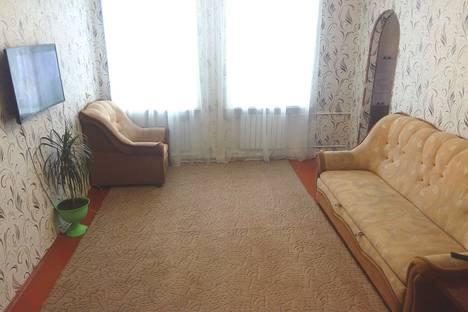 Сдается 3-комнатная квартира посуточно в Шерегеше, Советская улица 15.