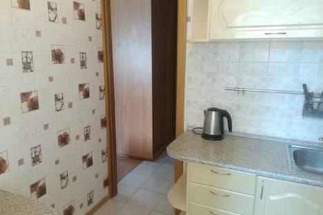Сдается 1-комнатная квартира посуточно в Томске, Киевская улица, 88А.