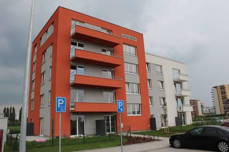 Сдается 2-комнатная квартира посуточно, Kadečkové.