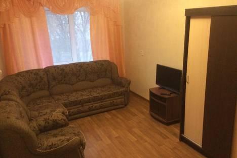 Сдается 1-комнатная квартира посуточно в Перми, улица Луначарского, 134.