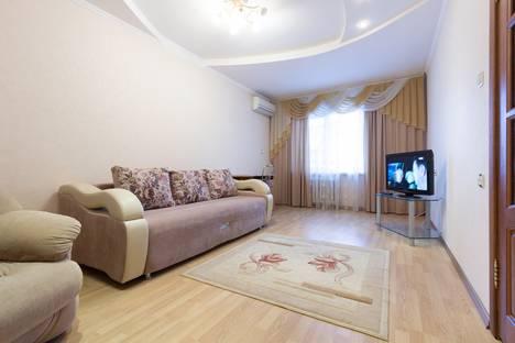 Сдается 3-комнатная квартира посуточно в Астрахани, улица Победы, 52 корпус 1.