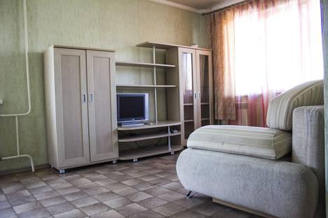 Сдается 1-комнатная квартира посуточнов Челябинске, улица Курчатова, 12А.