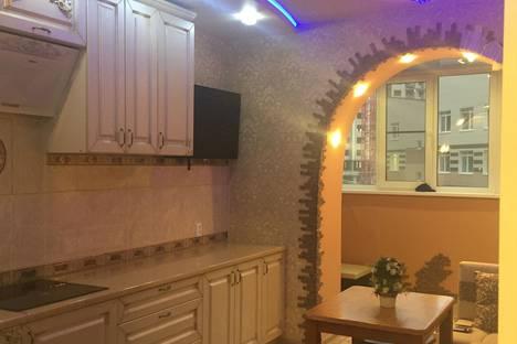 Сдается 2-комнатная квартира посуточно в Одинцове, Триумфальная улица, 10.