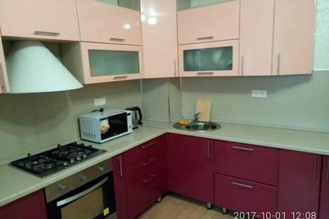 Сдается 2-комнатная квартира посуточнов Казани, улица Павлюхина, 99Б.
