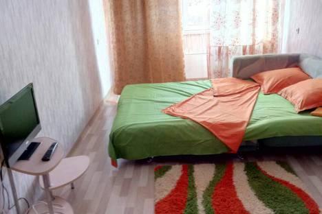 Сдается 2-комнатная квартира посуточно в Лесосибирске, улица 5 микрорайон, 14А.