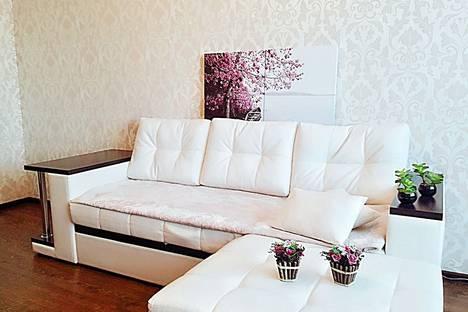 Сдается 2-комнатная квартира посуточнов Воронеже, улица Мордасовой, 11А.