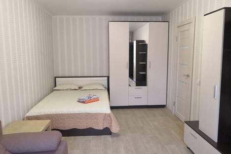 Сдается 1-комнатная квартира посуточно в Казани, Чистопольская улица, 19.