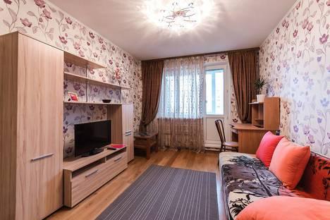 Сдается 1-комнатная квартира посуточно в Сергиевом Посаде, улица Чайковского, 7.