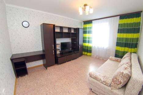 Сдается 1-комнатная квартира посуточнов Уфе, Интернациональная улица, 19.