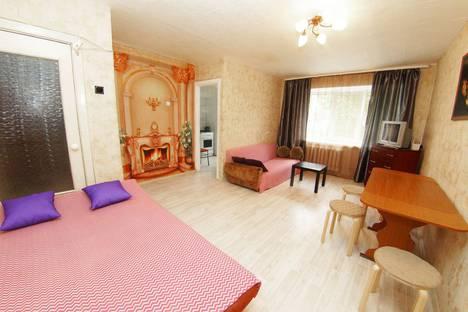 Сдается 1-комнатная квартира посуточнов Уфе, улица Шафиева, 8.
