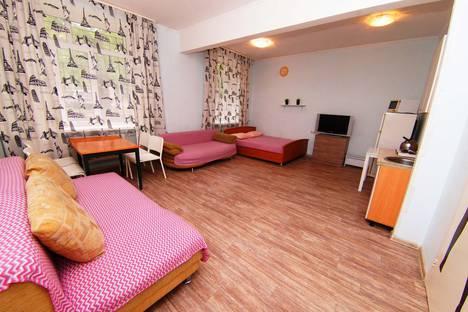 Сдается 1-комнатная квартира посуточнов Уфе, улица Шумавцова, 13.