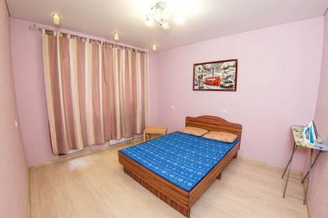 Сдается 2-комнатная квартира посуточнов Уфе, улица Рихарда Зорге, 69.