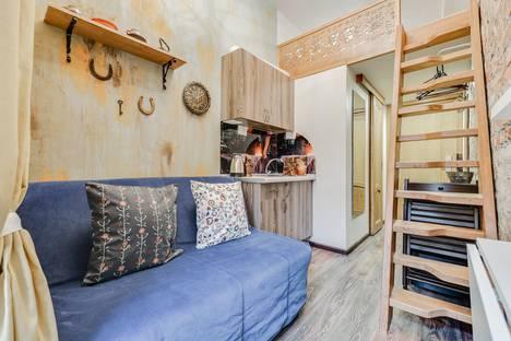 Сдается 1-комнатная квартира посуточнов Санкт-Петербурге, Гончарная улица, 18.