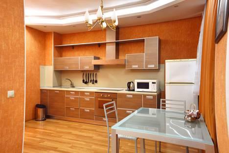 Сдается 1-комнатная квартира посуточно в Уфе, улица Рихарда Зорге. дом 70/2.