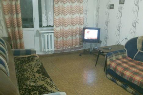 Сдается 1-комнатная квартира посуточнов Сухом Логе, улица 60 лет СССР, 3.