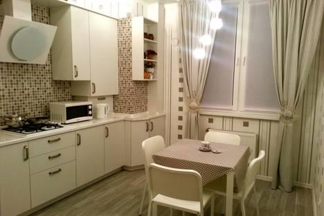 Сдается 1-комнатная квартира посуточно в Калининграде, улица Горького, 96к1.