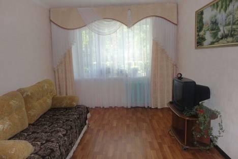 Сдается 1-комнатная квартира посуточно в Белокурихе, советская 10.