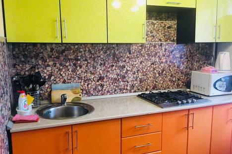 Сдается 2-комнатная квартира посуточнов Ногинске, ул. Шоссе Энтузиастов дом 15в.
