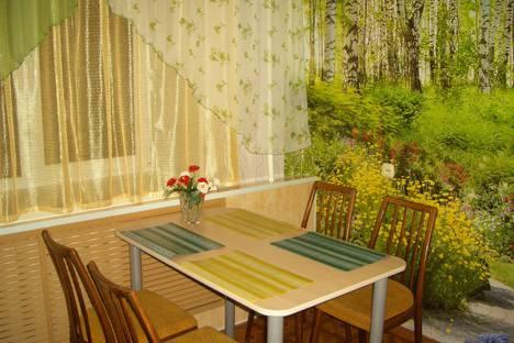 Сдается 2-комнатная квартира посуточно в Костроме, улица Березовая роща, 8А.