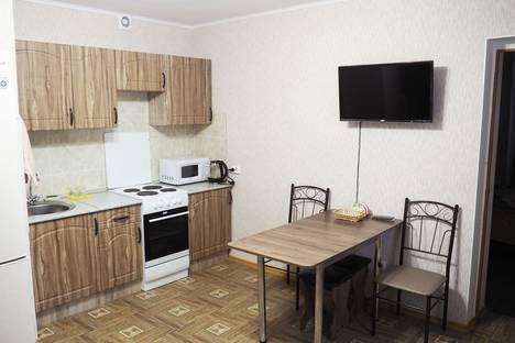 Сдается 1-комнатная квартира посуточно в Пушкино, улица Добролюбова, 32А.