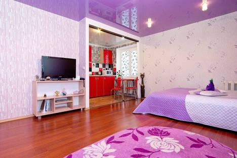 Сдается 1-комнатная квартира посуточно в Минске, проспект Победителей, 53/1.