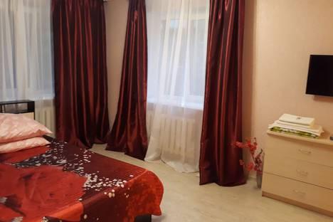 Сдается 1-комнатная квартира посуточнов Уфе, Первомайская улица, 64/1.