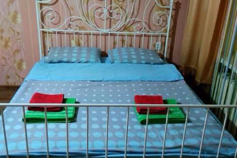 Сдается 1-комнатная квартира посуточно в Тамбове, Чичканова 79к2.