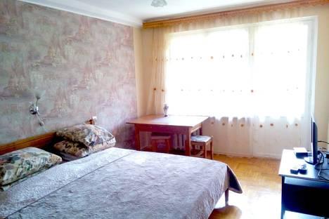 Сдается 3-комнатная квартира посуточно в Кисловодске, улица Андрея Губина, 18.
