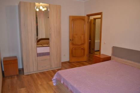 Сдается 2-комнатная квартира посуточно, улица Революции 1905 года 31 г.